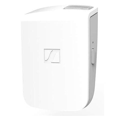 Sennheiser Memory Mic Condenser microphone (White) Condenser at amazon