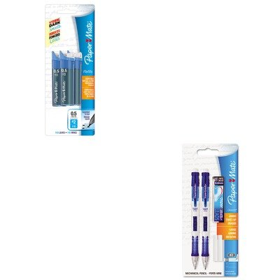 kitpap34666pppap66400pp – Valueキット – Paper MateクリアポイントMechanical Pencil Starter Set (pap34666pp) and Paper MateリードRefills (pap66400pp) B00MONLXMA