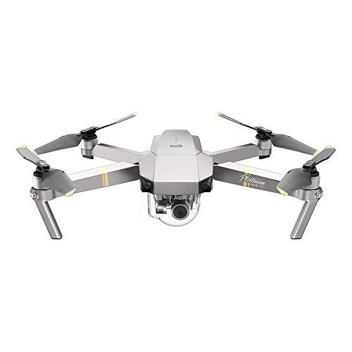 DJI Mavic Pro Platinum 4K Drone Electronics, Gray (CP.PT.00000071.01)