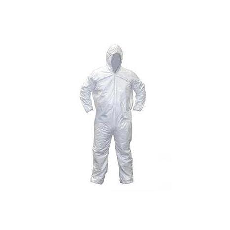 Amazon.com: 3 x l con Capucha Pintura Suit: Automotive