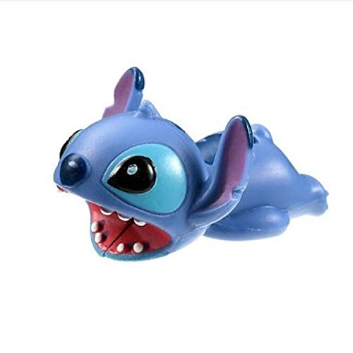 c64b80d1b03 Amazon.com  Disney Lilo   Stitch Charger Bites - Adorable Cable ...