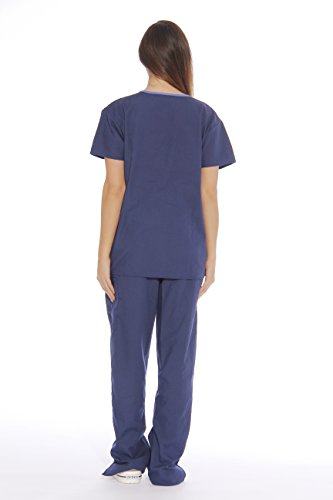 ab20e3a2061 11143W Just Love Women's Scrub Sets / Medical Scrubs / Nursing Scrubs - S,  Navy