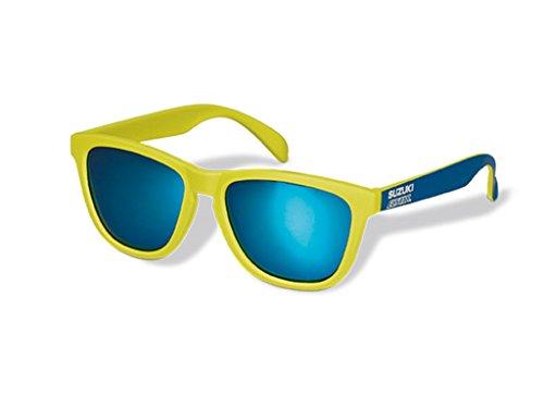 Sol de Amarillo Azul Gafas Suzuki CE05qw