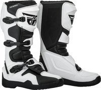 Fly Racing Maverik Boot White//Black Size 11