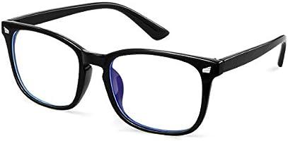 GEKKALE Blue Light Blocking Glasses for Men Women, Anti Blue Light Computer Reading Gaming Glasses, Anti Eyestrain UV...