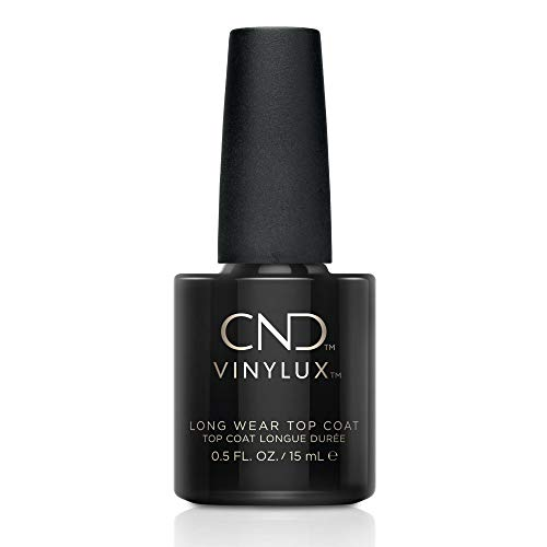 Creative Nail Treatments - CND Vinylux Long Wear Top Coat