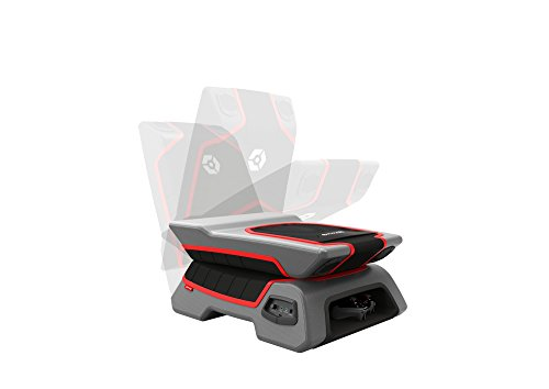 Gioteck RC-3 Foldable Gaming Chair - PC/Mac/Xbox 360/Xbox One/PS3/PS4