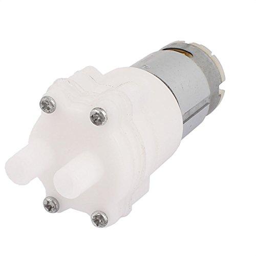 uxcell DC 6V-12V 2P Self Priming Diaphragm Pump Motor for Water Dispenser