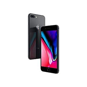 Apple iPhone 8 Plus 64GB Gris Espacial (Reacondicionado) 31dWpLqGFsL
