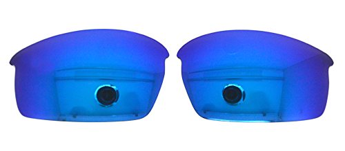 Polarized Replacement Lenses for Oakley Bottlecap Sunglasses (Ice Blue) NicelyFit