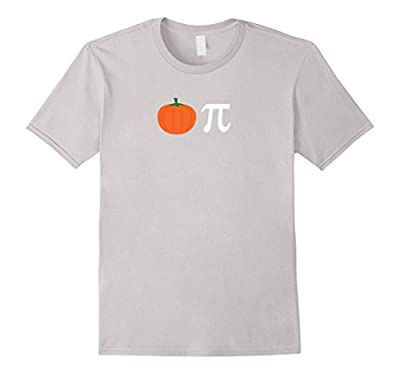 Pumpkin Pi Math Shirt   Funny Halloween T Shirt