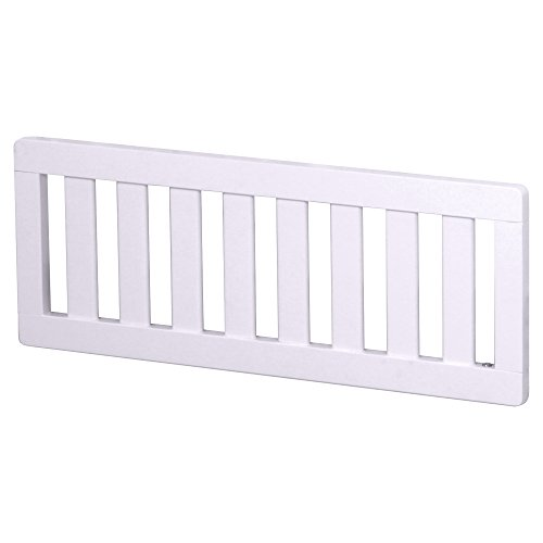 Simmons Kids Slumbertime Toddler Guardrail, White Ambiance from Simmons Kids