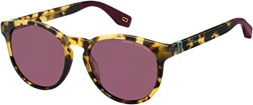 Red Marc Jacobs Sunglasses - Marc Jacobs Women's Marc 351/S Yellow