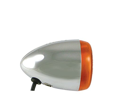 V-Factor 11651 Black Turn Signal for Replacement Or Custom Use