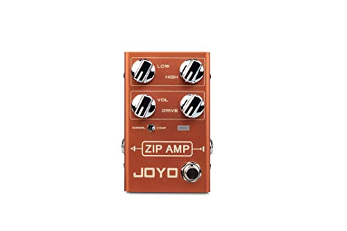 JOYO R-04 Compressor Overdrive effect Pedal with Strong Compression for Rocker