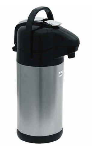Update International (NVSL-30BK) 3 L Sup-R-Air Air Pot w/Black Lever Top (Update Coffee Pot)