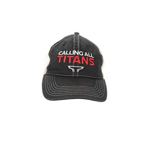 Nissan Officially Licensed Calling All Titans Truck Trucker HAT Cap (Cap Hat Nissan Titan)