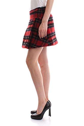 1 Pinko JUPES Rosso Femme TIPTRONIC Nero TwqO5