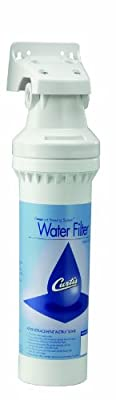 """Wilbur Curtis Water Filter 10"""" Filter/Cartridge Assembly Complete - Commercial-Grade Water Filter with Enhanced Filtration - CSC10AC00 (Each)"""