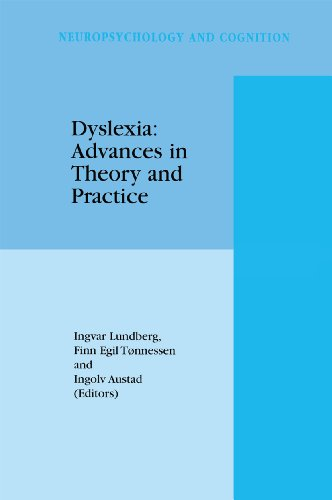 Download Dyslexia: Advances in Theory and Practice (Neuropsychology and Cognition) Pdf