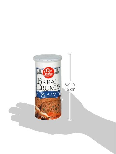 Old London Bread Crumbs, Classic, 10-Ounce Cans (Pack of 12) by Old London (Image #1)