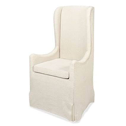 Progressive Furniture A406 40 Sienna Skirted Wing Chair, 26u0026quot; X  30u0026quot; X