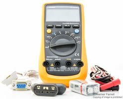 Professional TRMS Digital Multimeter 72-10415 with 22000 Count Display