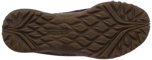 Rise Guided Siren Boots Q2 Women's Merrell LTR Fig Lace Low Fig Hiking Purple E1a0xnqwC5