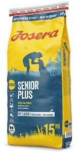 Josera SeniorPlus | 15kg Hundefutter ältere Hunde