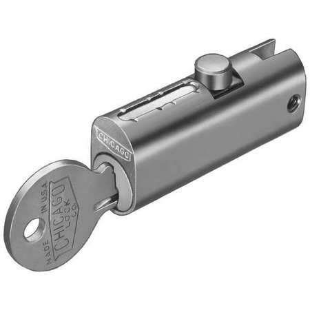 File Cabinet Lock, Key Different