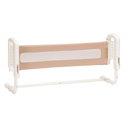Safety 1st Top-of-mattress Bed Rail, Cream by Safety 1st