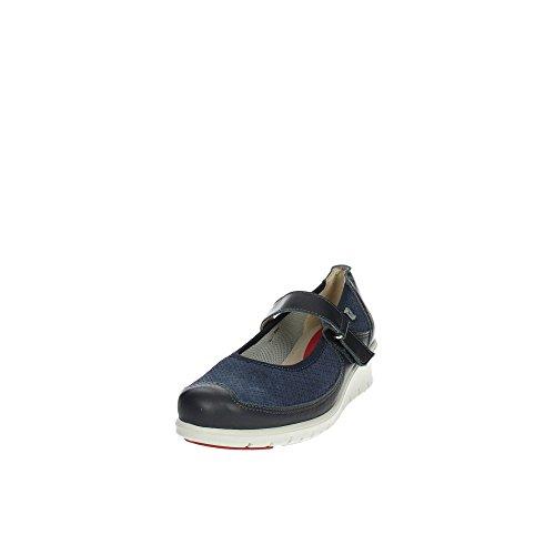 Cinzia Soft IE9884A 002 Ballet Flats Women Blue RUn9T6h