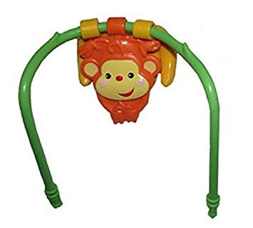 Replacement Monkey Bar Toy Fisher Price Rainforest Healthy Care Booster Seat