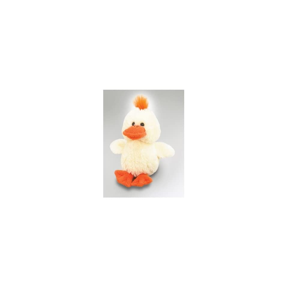 Super Soft Stuffed Plush Toy 6 Inch Duck Snuggle Ups