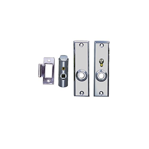 Perko 0567DP0CHR Tubular Latch Set (Perko Door Latch)