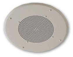 VALCOM VC-S-500VC Valcom Clarity 25/70V 8inCeiling Speaker - NEW - White Box - VC-S-500VC by Valcom