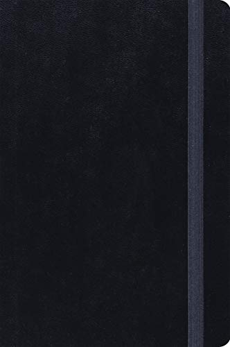 ESV Journaling New Testament, Inductive Edition (Black with Strap)