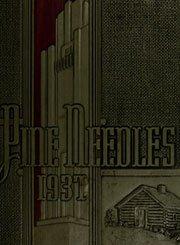 (Reprint) Yearbook: 1937 University of North Carolina Greensboro Pine Needles Yearbook Greensboro NC