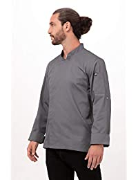 Chef Works Men's Lansing Chef Coat (BCMC010)