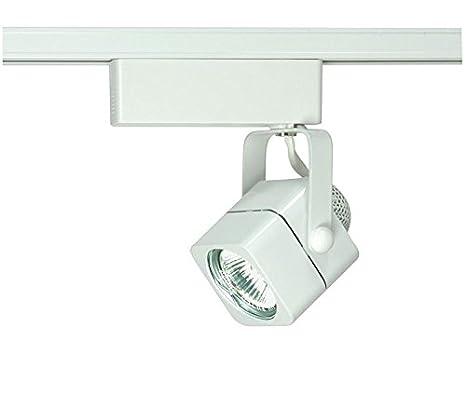 Nuvo Lighting TH232 Mr16 Square Track Head White