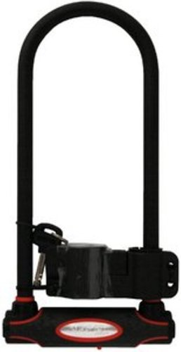 Master Lock 8195DLW Force Long Length U-Lock,  5/8 x 11-1/4 Inch (Master Lock Bike Carrier)