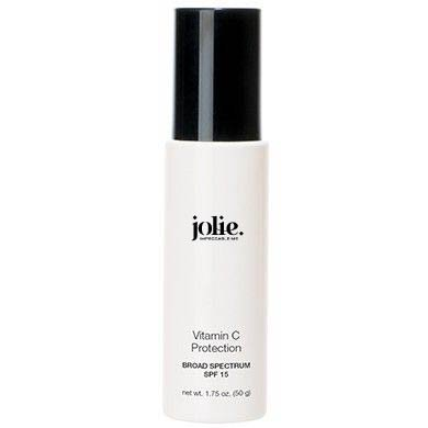 Jolie Vitamin C Protection Broad Spectrum SPF 15 1.7 oz. - Light-Textured Daily Facial Moisturizer - All Skin Types