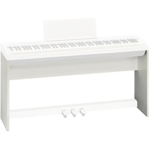 Roland KSC-70 Custom Stand for FP-30 Digital Piano, White