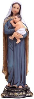 Woodington's Florentine Collection Madonna Child 5 Inch Statue -
