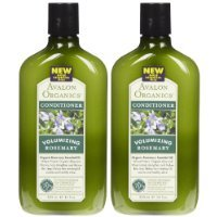 Avalon Organics Volumizing Conditioner - Rosemary - 11 oz - 2 pk Sold By HERO24HOUR Thank (Performance Volumizing)