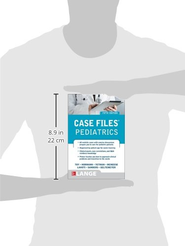 Case Files Pediatrics, Fifth Edition - medicalbooks.filipinodoctors.org