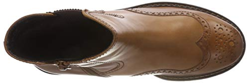 52 whisky Comfort Gabor Bottes Marron mel Chelsea Femme Shoes Basic xznnwSqp40