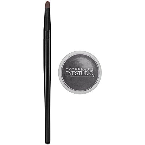 Maybelline New York Makeup Eyestudio Lasting Drama Gel Eye Liner, Charcoal, Waterproof, 0.106 oz