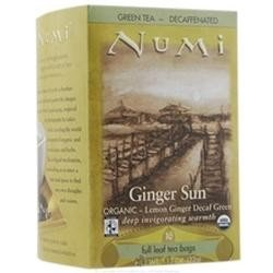 Numi Tea Ginger Lemon Decaf