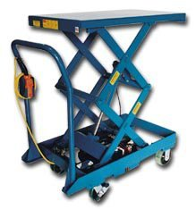 Vestil-Mfg-Co-Quality-Scissor-Cart-Options-Hcart-Ds1000-Platform-Size-W-X-L-20-X-33-Wt-Lbs-355-Lowered-Hgt-14-Raised-Hgt-40-Cap-Lbs-1000-Option-A-Air-Cart-Ds1000